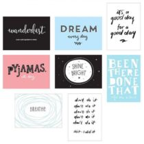 Poster Lightbox Sheets: FUN – A Little Lovely Company