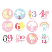 Stickers – Little Girl – A Little Lovely Company