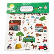 Decalcomanie – Campagna – Moulin Roty