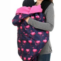 Cover Babywearing – Flamingo – BundleBean