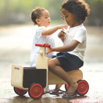 Delivery Bike – Plan Toys