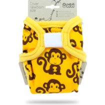 Cover Newborn (Velcro) Monkeys – Petit Lulu
