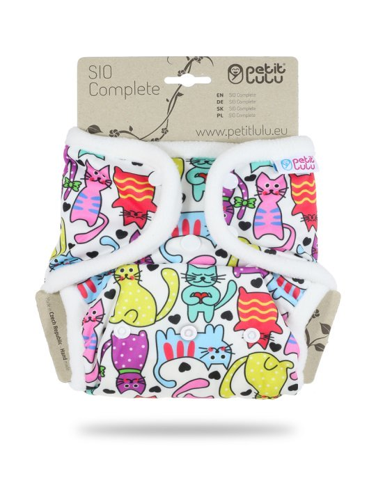 Sio Complete Ai2 Cats (Snaps)  – Petit Lulu