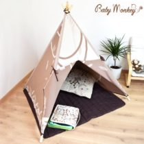 Tenda Indiani Teepee – Little Monkey – BabyMonkey