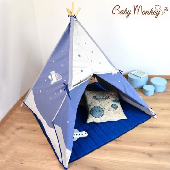 Tenda Indiani Teepee – Space – BabyMonkey