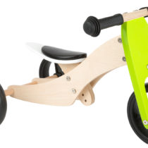 Triciclo e Balance Bike 2 in 1 – Legler