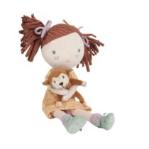 Bambola Morbida Cuddle Doll Sofia 35 cm – Little Dutch